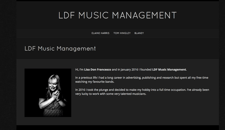LDF Music Management